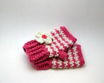 KIDS Crochet Pattern, fingerless mitten pattern, fingerless gloves pattern, crochet mittens pattern, crochet gloves pattern, mittens, gloves