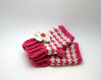 TODDLER Crochet Pattern, fingerless mitten pattern, fingerless glove pattern, crochet mitten pattern, crochet glove pattern, mittens, gloves