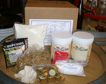 American Style Cream Ale Complete Beer Brewing Ingredient Kit- Makes 5 Gallons