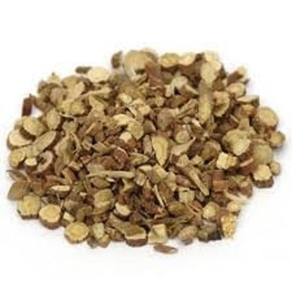 Home Brewing Spices and Herbs- Dried Licorice Root 1 oz Bag