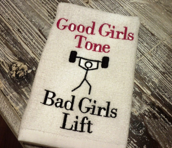 Workout Towels With Sayings: Unavailable Listing On Etsy
