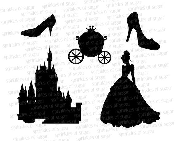 il 570xN 487225862 tl4g jpgPrintable Cinderella Silhouette