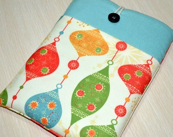 iPad Case, iPad Air Sleeve, iPad Cover, Custom Tablet Case, Padded With Pocket
