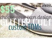 Design Your Own Custom TOMs