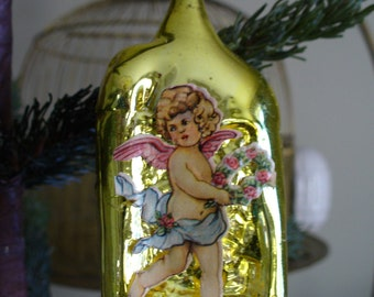 Vintage, Hand Blown, Victorian Decoration/Ornament ***