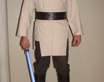 Jedi Costume - complete with shirt and pants
