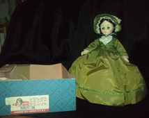 discounted collectible 12 inch set/ Madame Alexander dolls/ Scarlett and Rhett Butler