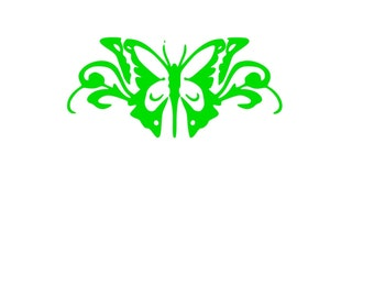 Butterfly Decal/Butterfly Window Decal/Butterfies/Butterfly Computer Decals/Butterfly Yeti Cup Decal