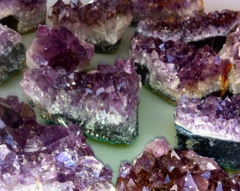 Amethyst Clusters High Quality Brazil