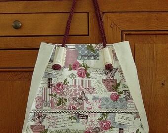 Vintage style Handbag - Peggy /Paris