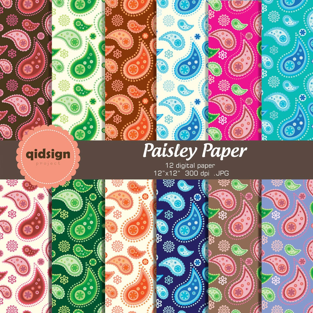 paisley paper Browsing paper paisley co, you are immediately drawn in by colors that pop and whimsical fonts and quickly, you can't help but smile, nod, and even laugh out loud when you actually absorb each message andrea williams, the creator of ppc, produces playful, candid, and spirited one-liners on.