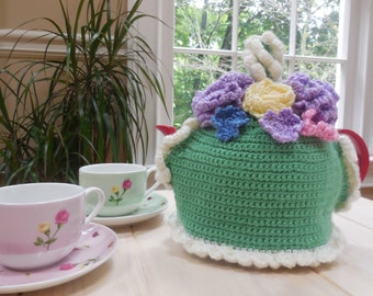 Spring Time Tea Cozy Pattern