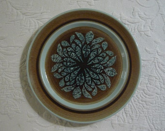 Franciscan Earthenware Nut Tree Salad Plate or Luncheon Plate