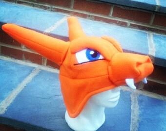 Pokemon fleece hat