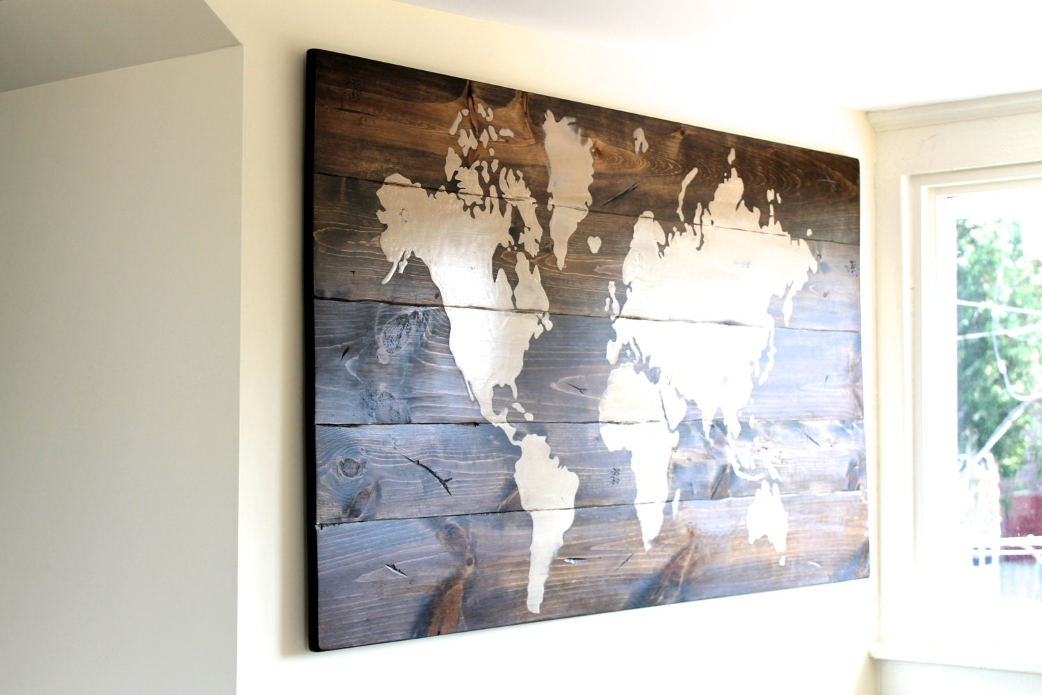 Unique wood map wall art about my blog planked gumiabroncs Image collections