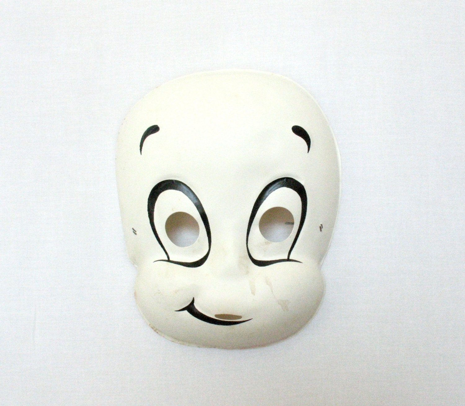 Vintage Casper the Friendly Ghost Mask with Original Box