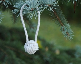 Nautical Christmas Ornament