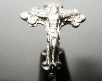 Crucifix Ring (JC-637)