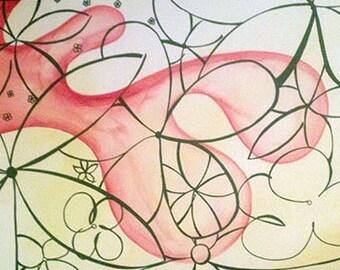 Untitled #5, Oasis Sphere, Kate F. Gorman