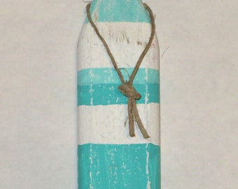 Buoy Magnet -Reclaimed Wood, Mini Lobster Buoy, Great for Weddings & Parties