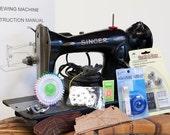 Singer 15 Heavy Duty sewing machine