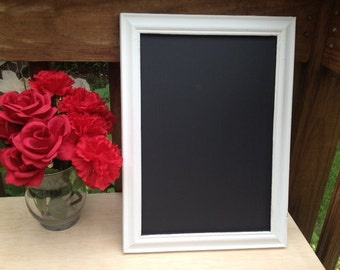 Chalkboard - Decorative Frame Chalkboard - Great for Photo Props - Wedding Decorations - Chalk Board