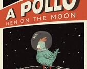 A Pollo postcard