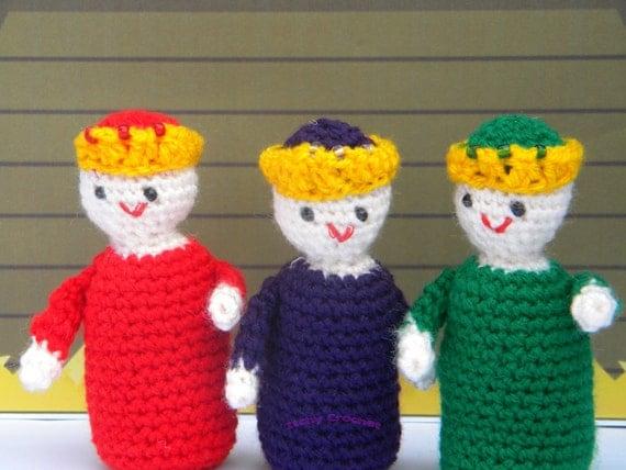 amigurumi Nativity crochet pattern from ...