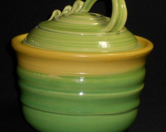 Candy dish, Small Cannister,