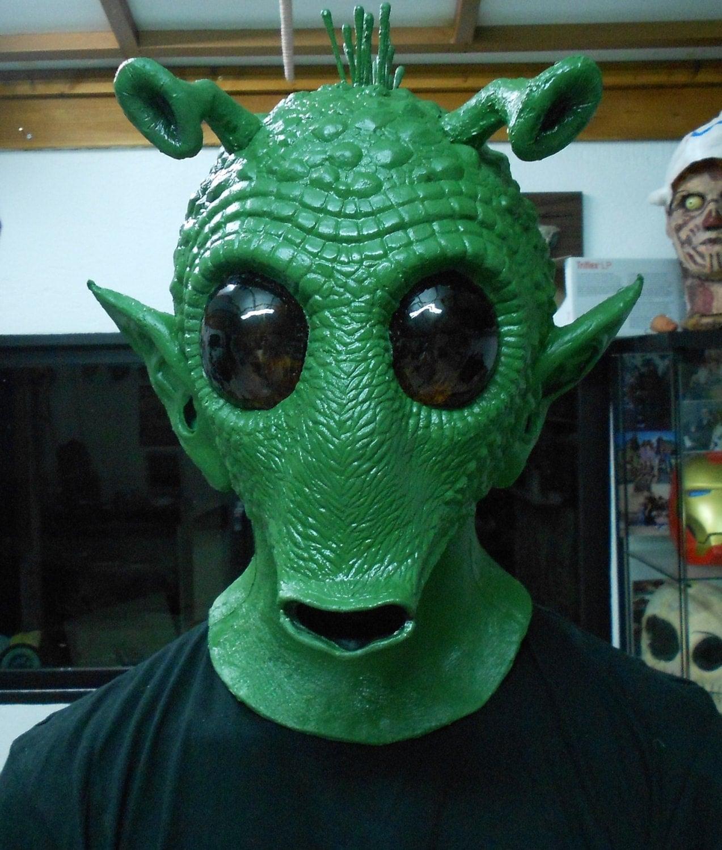 Greedo Mask Latex STAR WARS