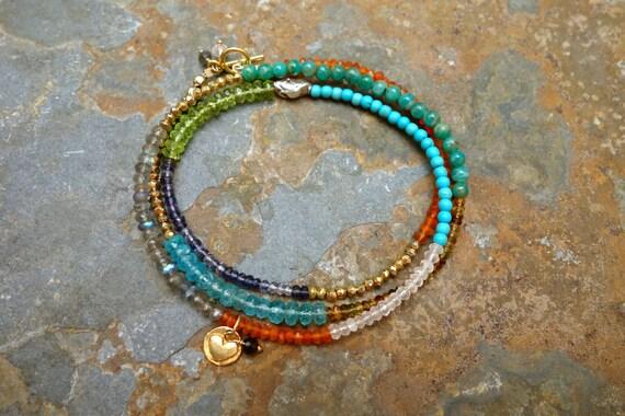 Rhythm of Love Necklace/Bracelet