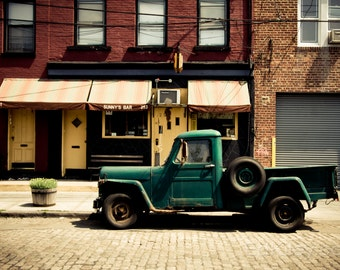 Sunny's Bar – Red Hook, Brooklyn – Limited Edition print – dye-based ink on archival quality paper