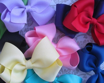 SALE 20% Off All Bow Sets - You Choose Any Three Hair Bows
