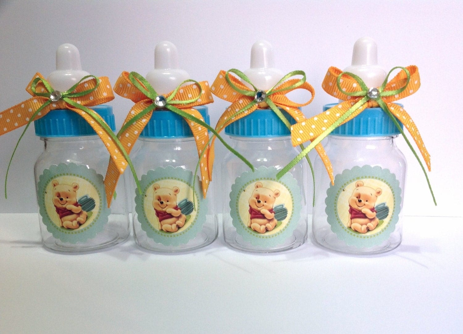 12 small 3 5 winnie the pooh baby shower favors baby