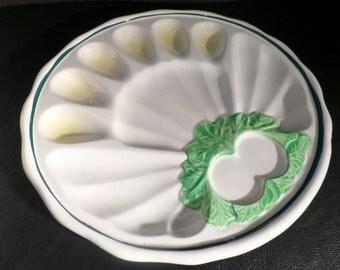 deviled egg plate etsy