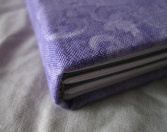Lovely Lavender: Recycled Journal