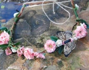 The Hanna Floral Halo