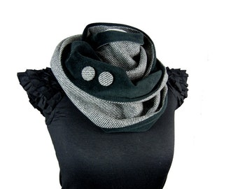 Circlescarf loop infinity scarf circle scarf