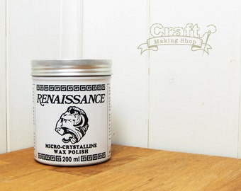 200 ml Renaissance Micro-Crystalline Wax Polish (1 pc)