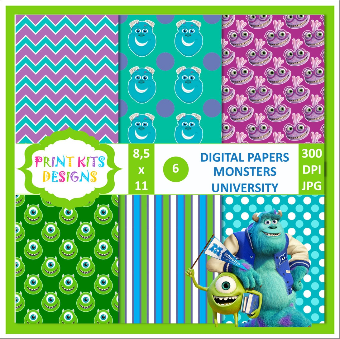 SALE Digital papers Fun School backgrounds Colorful paper pack School ...