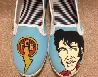 70's Elvis Shoe