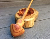 Eowyn (in Tulipwood) Supported Spindle - Made to Order
