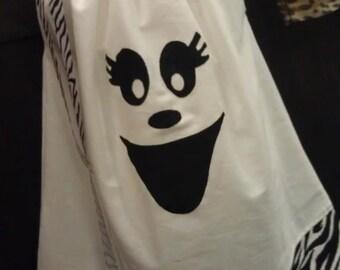 Ghost Pillowcase Dress Costume