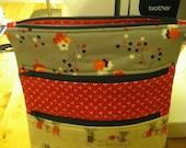 Multi-zip pouch - custom made