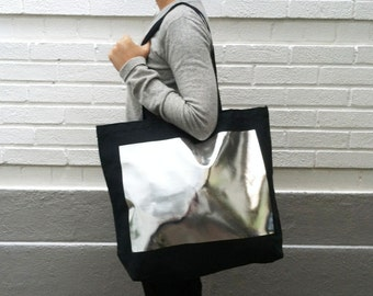 THE PLATINUM TOTE
