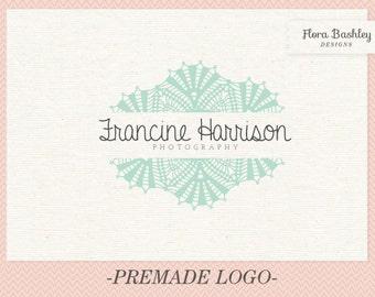 Custom Logo Design and Watermark - Premade  FB026