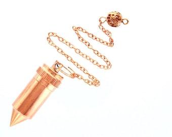 Bronze Bullet Chamber Pendulum