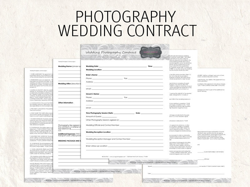 Wedding Photography Invoice Template Uk – Privatesoftware.Info