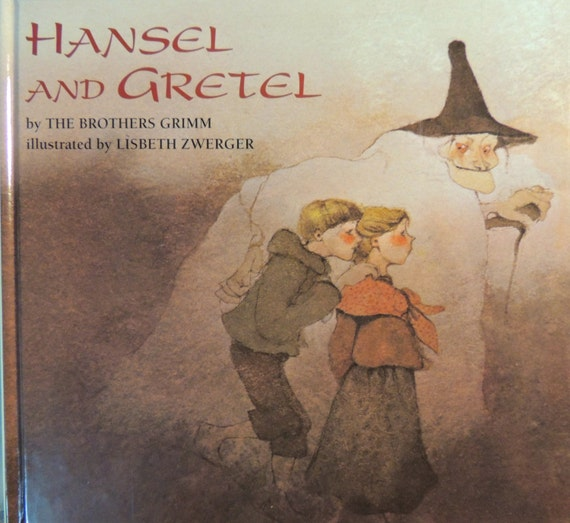 Brothers Grimm Hansel And Gretel Illustrated By