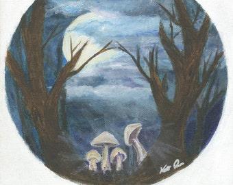 Nightcaps (Print)